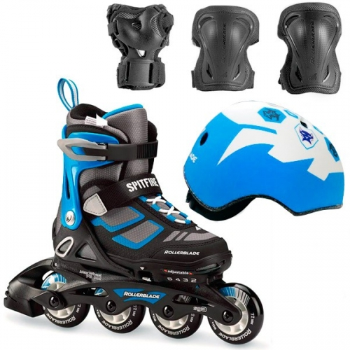 Rollerblade Spitfire S Cube '18